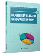 融資擔保行業概況及項目盡職調查分析